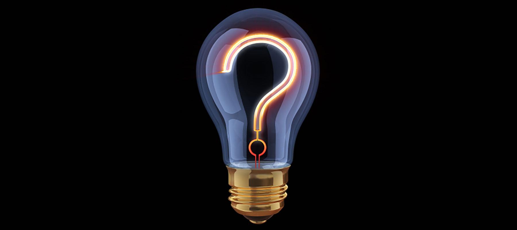question-light